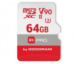 Карта памяти GOODRAM IRDM Pro microSDXC IRP-M9BA-0640R11 64GB