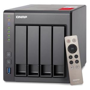Cетевой накопитель QNAP TS-451+-2G