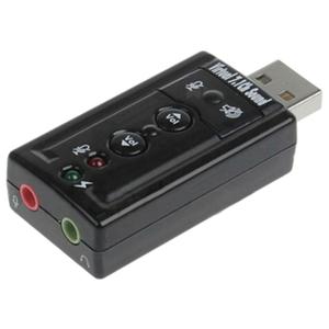Звуковая карта C-media USB TRAA71