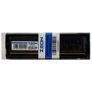 Оперативная память DDR4 4Gb  ZEON D421NM11-4