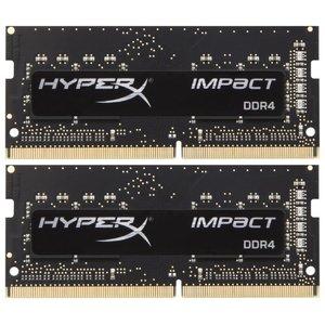 Оперативная память SO-DIMM DDR4 32GB  Kingston HyperX Impact (HX426S15IB2K2/32)