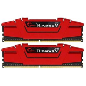 Оперативная память DDR4 32GB G.Skill Ripjaws V (F4-3200C14D-32GVR)