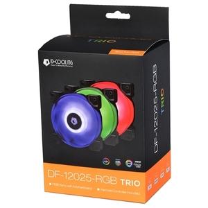 Кулер ID-Cooling ID-FAN-DF-12025-RGB-TRIO