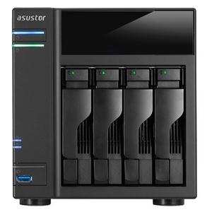 Сетевое хранилище данных (NAS) Asustor AS6104T