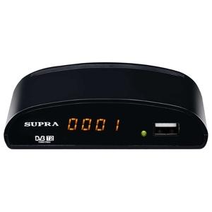 Приемник цифрового ТВ Supra SDT-83 Black