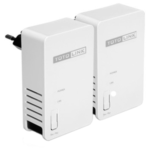 Комплект powerline-адаптеров Totolink PL200 KIT