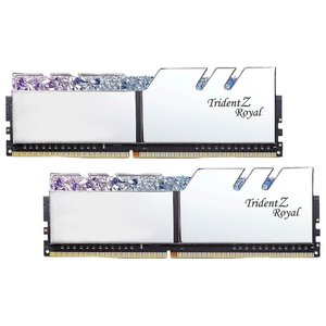 G.Skill Trident Z Royal 2x8GB PC4-34100 F4-4266C19D-16GTRS