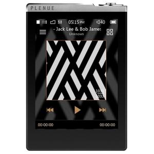 MP3 плеер Cowon Plenue D 32GB (серебристый/черный)