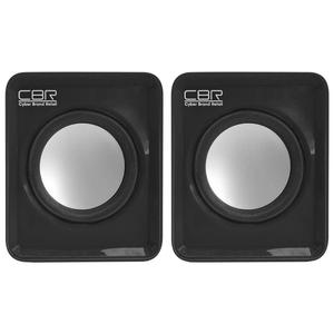 Колонки CBR CMS 90 Black