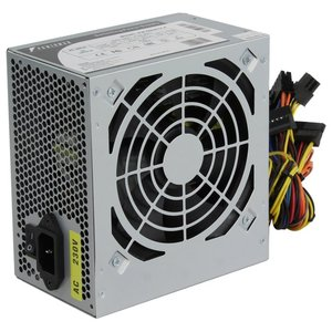 Блок питания POWERMAN PM-600ATX-F-BL [6128219]