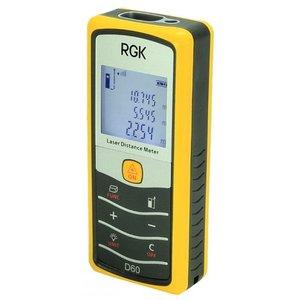 Лазерный дальномер RGK D60