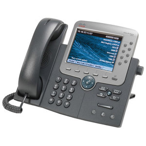Проводной телефон Cisco 7975G [CP-7975G=]