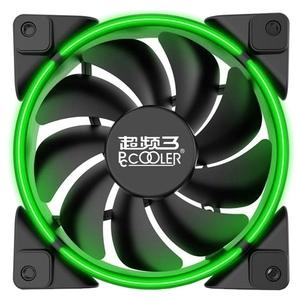 Вентилятор PCCooler CORONA GREEN