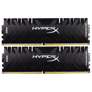 Опеативная память HyperX Predator XMP 32GB HX436C17PB3K2/32