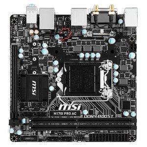 Материнская плата MSI H170I PRO AC