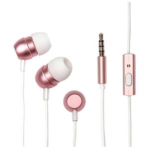Наушники с микрофоном Dialog ES-F57 (розовый)