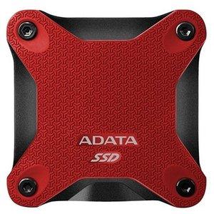 Внешний жесткий диск A-Data SD600 512GB (красный)