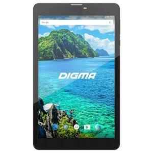 Планшет Digma Plane 8549S 4G графит/черный