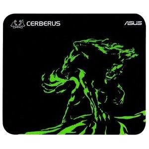 Коврик для мыши ASUS Cerberus Mat Mini (черный/красный)
