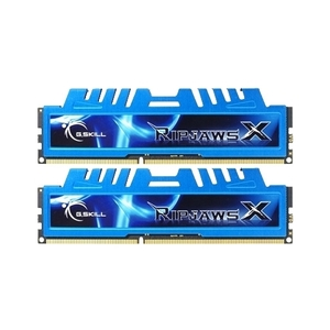 Оперативная память G.Skill RipjawsX 2x4GB KIT DDR3 PC3-17000 (F3-17000CL9D-8GBXM)