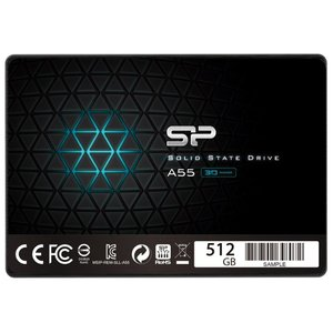 SSD Silicon-Power Ace A55 512GB SP512GBSS3A55S25