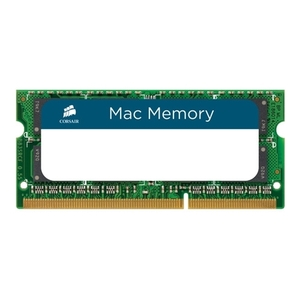 Оперативная память Corsair Mac Memory 8GB DDR3 SO-DIMM PC3-10600 (CMSA8GX3M1A1333C9)