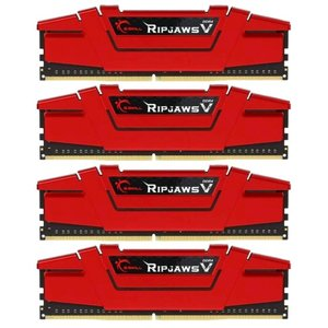 Оперативная память G.Skill Ripjaws V 4x4GB DDR4 PC4-19200 (F4-2400C15Q-16GVR)