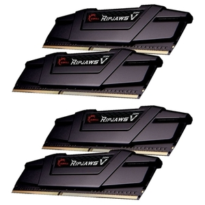 Оперативная память G.Skill Ripjaws V 4x8GB DDR4 PC4-25600 (F4-3200C16Q-32GVK)