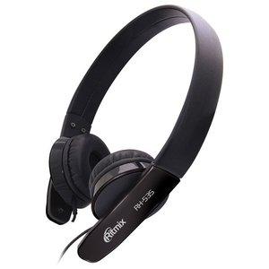 Наушники Ritmix RH-535 (черный)