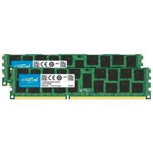 Crucial 2x16GB DDR3 PC3-14900 CT2C16G3R186DM