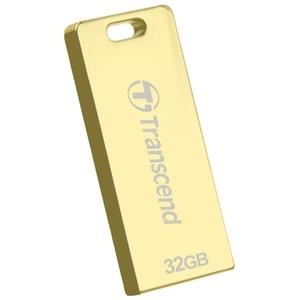 USB Flash Transcend JetFlash T3G 32Gb Gold Sochi 2013 (TS32GJFT3G)