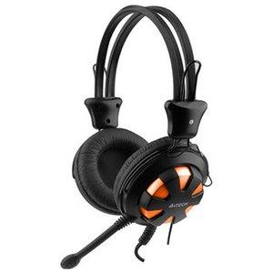 Наушники с микрофоном A4Tech HS-28-1