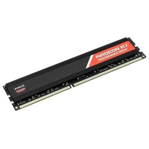 Оперативная память DDR4 8GB AMD Radeon R7 Performance Series (R748G2400U2S-U)