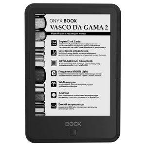 Электронная книга Onyx BOOX Vasco da Gama 2 Black
