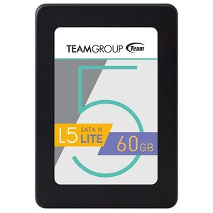 Накопитель SSD 60Gb Team L5 Lite (T2535T060G0C101)