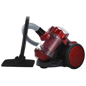 Пылесос Lumme LU-3209 Black/Red