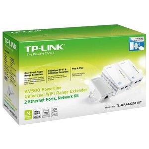 Комплект powerline-адаптеров TP-Link TL-WPA4220T KIT