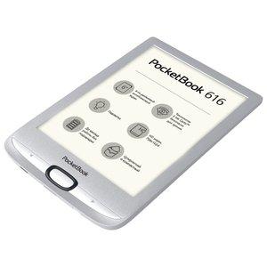 Электронная книга PocketBook 616 (серебристый)