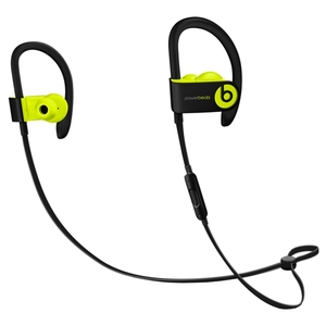 Наушники Beats Powerbeats 3 WL (MNN02ZE/A) Yellow