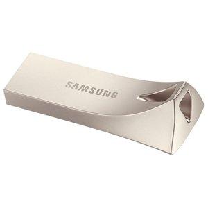 USB Flash Samsung BAR Plus 64GB (серебристый)