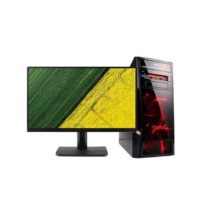 """Компьютер игровой с монитором 27"""" на базе процессора AMD Ryzen 5 2600X"""