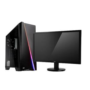 """Компьютер игровой с монитором 27"""" на базе процессора Intel Core i7-8700"""