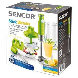 Погружной блендер Sencor SHB 4360