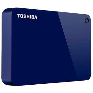 Внешний накопитель Toshiba Canvio Advance HDTC940EW3CA 4TB (белый)