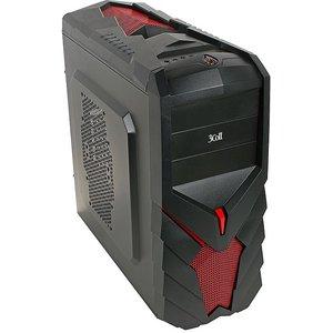 Компьютер офисный без монитора на базе процессора AMD A8-9600
