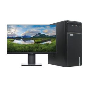 """Компьютер мультимедийный с монитором 22"""" на базе процессора AMD A6-9500"""