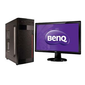 """Компьютер офисный с монитором 22"""" на базе процессора Intel Celeron G4900"""