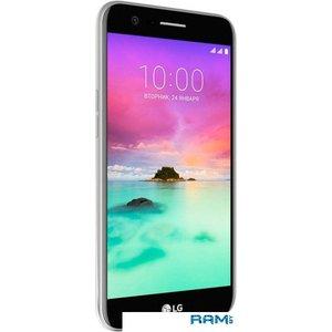 Смартфон LG K10 (2017) Titan [M250]