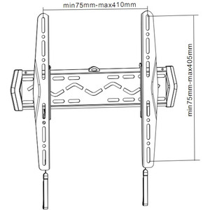 Кронштейн Ultramounts UM102 Black