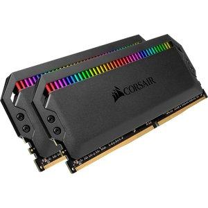 Оперативная память Corsair Dominator Platinum RGB 2x8GB DDR4 PC4-25600 CMT16GX4M2C3200C16